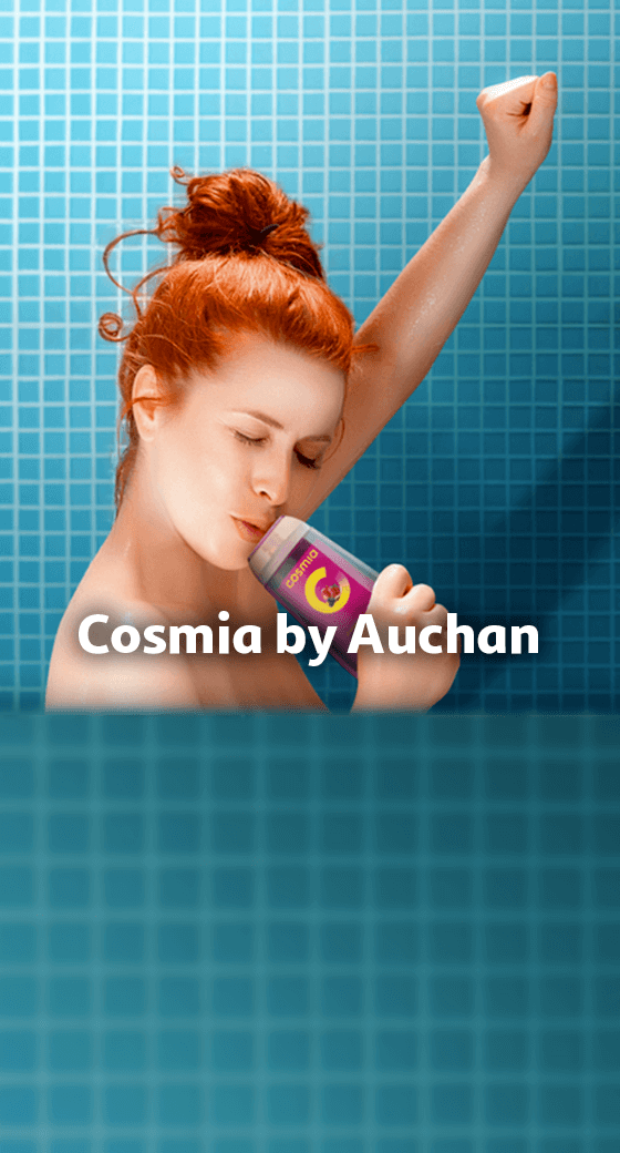 Cosmia by Auchan
