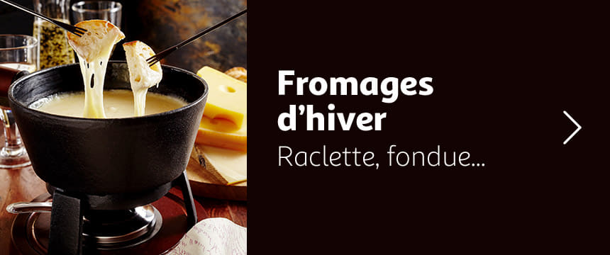 Fromages d'hiver