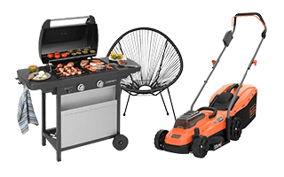 Barbecue Retrait 1h en Magasin* | Boulanger